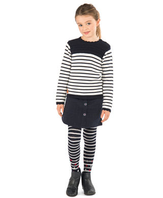 Collant fille - Mode marine Enfant