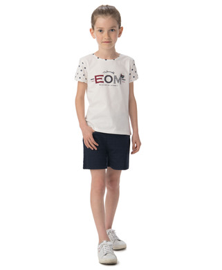 T-shirt fille - Mode marine Enfant