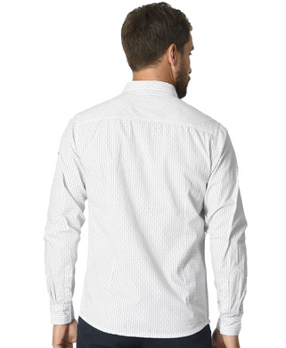Chemise chemisier manches longues homme_1