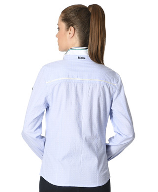 Chemise chemisier manches longues femme_1