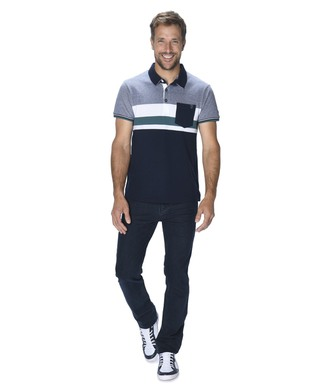 Polo manches lcourtes homme_1