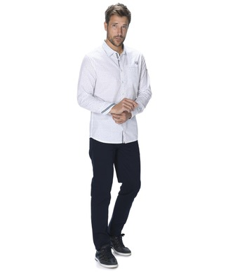 Chemise manches longues homme - Mode marine Homme