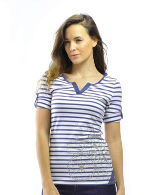 T-shirt femme - Mode marine Promotions