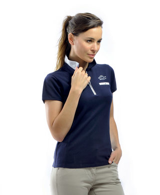 Polo femme - Mode marine Promotions